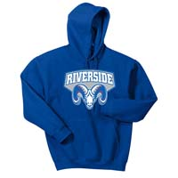 Heavy Blend Hooded Sweatshirt - Royal