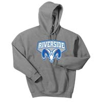 Heavy Blend Hooded Sweatshirt - Athletic Heather
