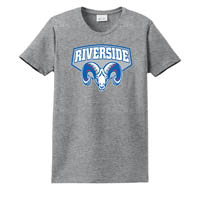 Riverside Short Sleeve T-shirt - Athletic Heather